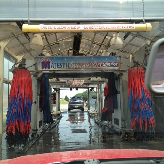 Majestic Soft Touch Express Car Wash