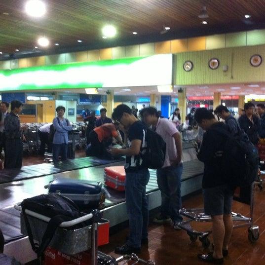 Photo taken at Jomo Kenyatta International Airport (NBO) by Henry Y. on 6/11/2012