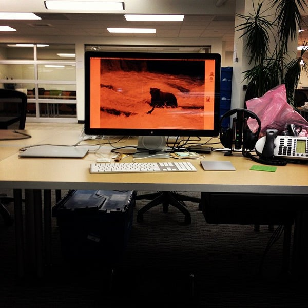 Photo taken at Twitter by Jud V. on 7/28/2012