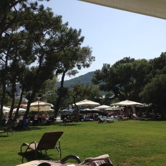 6/16/2012 tarihinde Seden G.ziyaretçi tarafından Rixos Sungate'de çekilen fotoğraf