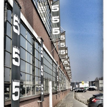 Photo taken at Loods 5 by Niels G. on 3/24/2012