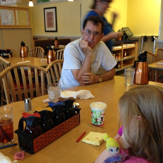 Photo taken at IHOP by Brian K. on 8/22/2012