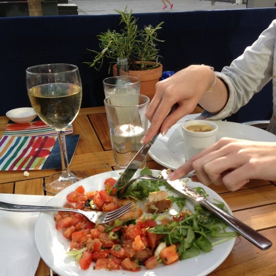 Photo taken at Carluccio's by Sam G. on 9/1/2012