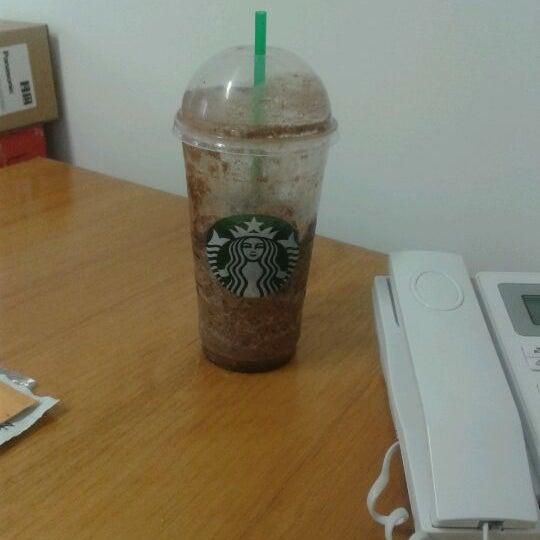 Photo taken at Starbucks by Aidé V. on 6/1/2012