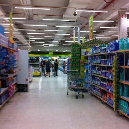 Photo taken at Carrefour by Mara Cristina B. on 2/12/2012