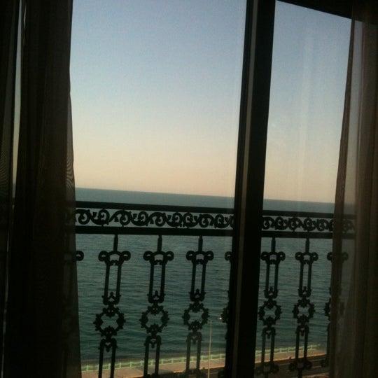 4/23/2012 tarihinde Ayça Z.ziyaretçi tarafından Harrington Park Resort Hotel'de çekilen fotoğraf