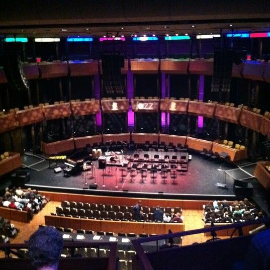 Photo taken at Rose Theater by David B. on 5/5/2012