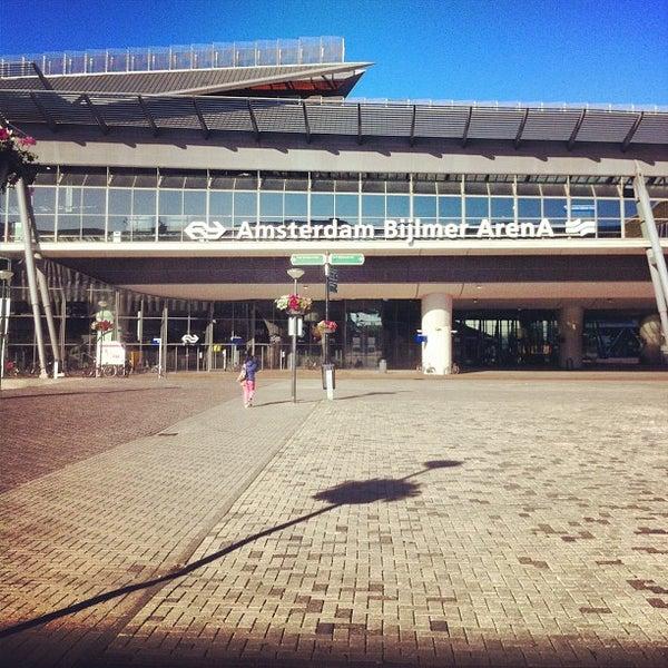 Station Amsterdam Bijlmer Arena Zuidoost 34 Tips