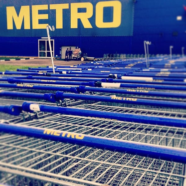 metro cash and carry five forces analysis