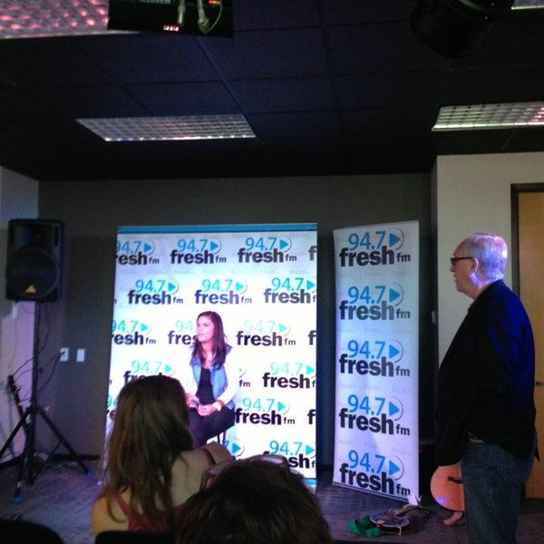 Photo Taken At CBS Radio Washington DC By Jim R On 8 30