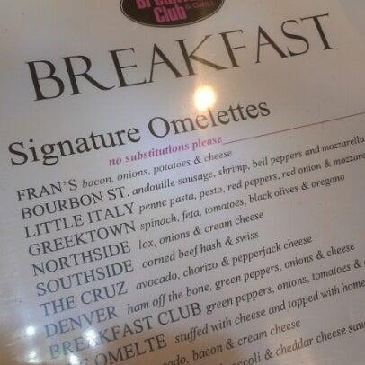 Photo taken at The Breakfast Club & Grill by dj hammurabi on 12/8/2012