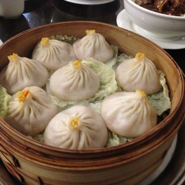 Photo taken at Shanghai Café Deluxe by Yifei T. on 12/22/2012