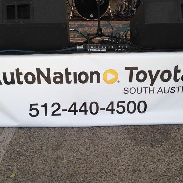 Photo Taken At AutoNation Toyota South Austin By AutoNation Toyota South  Austin On 5/23