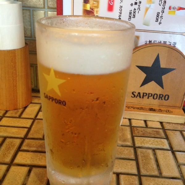 7/21/2013にKaziyuki O.が焼きそばのまるしょう 豊四季本店で撮った写真