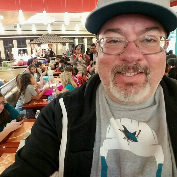 Photo taken at Food Court at Oakridge Mall by Phil C. on 11/19/2016