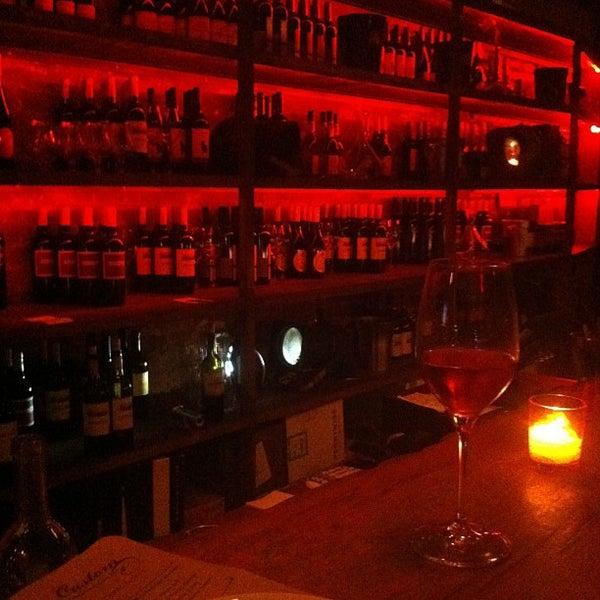 Photo taken at Custom Wine Bar by Geo V. on 6/20/2013