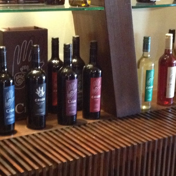 Photo taken at Dominio del Plata Winery by Harriet B. on 4/29/2014