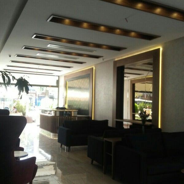 4/4/2016 tarihinde Görkem E.ziyaretçi tarafından Hotel Artur'de çekilen fotoğraf
