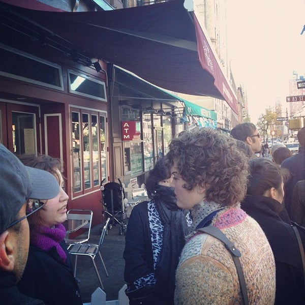 Photo taken at Good Enough to Eat by Carlos C. on 11/4/2012