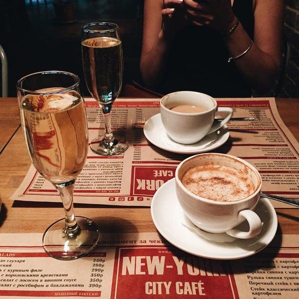 Снимок сделан в New York City Cafe пользователем Lianna P. 7/16/2015