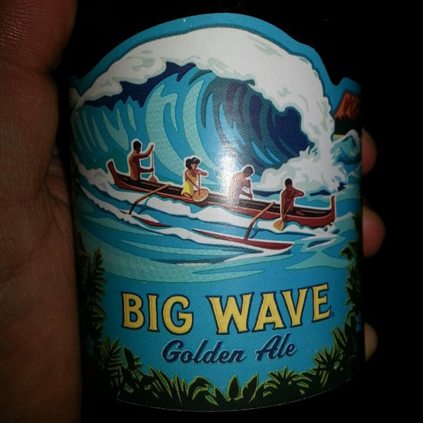 Photo taken at The Big Chill Surf Cantina by Don Reno I. on 4/6/2014