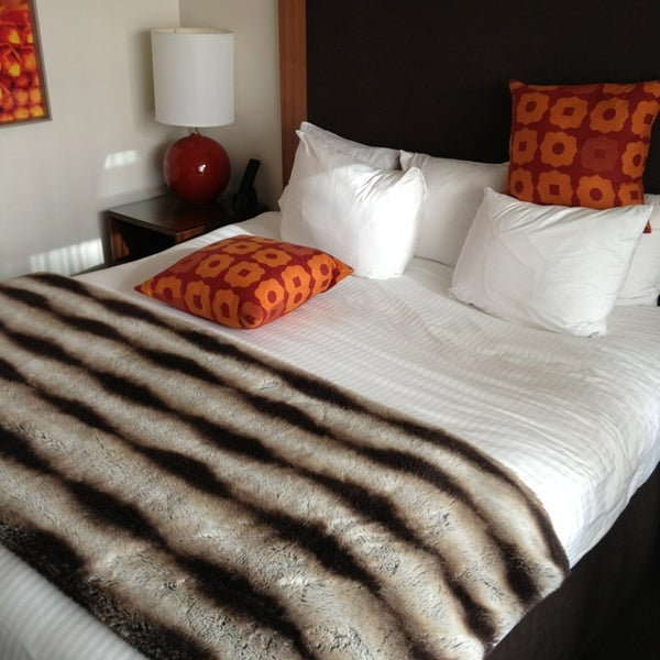 Photo taken at Hotel Modera by Jeroen t. on 6/1/2013