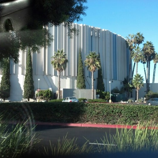 Photo taken at Valley View Casino Center by Javier M. on 11/12/2012