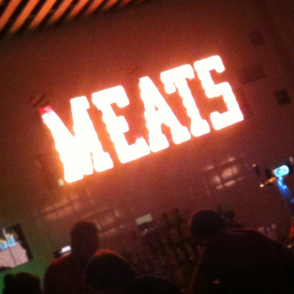 Foto tirada no(a) Meats por Robs S. em 1/26/2013