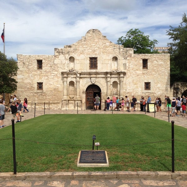 Photo taken at The Alamo by Brian N. on 6/15/2013
