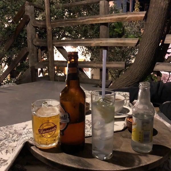Photo Taken At Botanik Garden Bar Kalkan By Enbiya U. On 4/28/