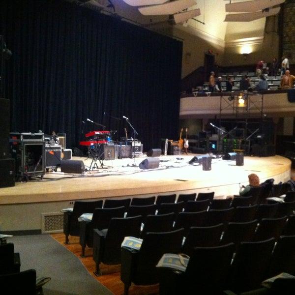 Photo taken at Hochstein School of Music & Dance by Sabrina B. on 3/3/2013