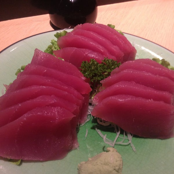 Photo taken at Joy Sushi by Fernando M. on 4/19/2013