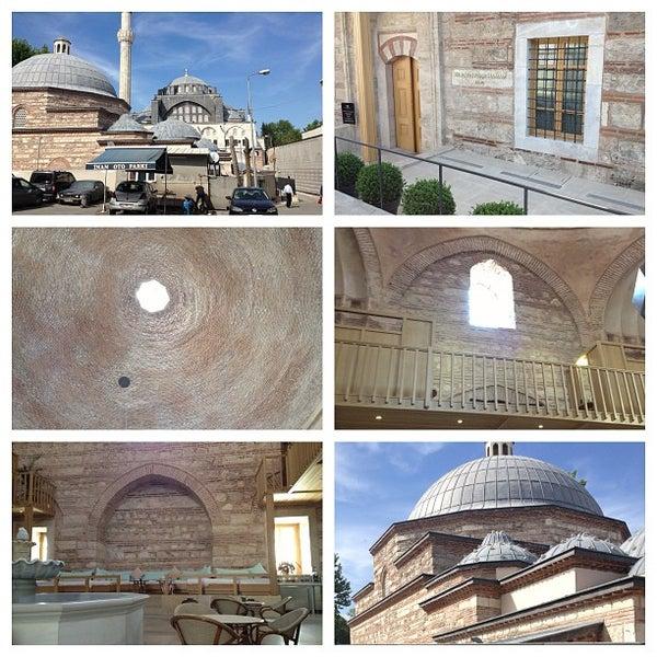 5/20/2013 tarihinde Robert D.ziyaretçi tarafından Kılıç Ali Paşa Hamamı'de çekilen fotoğraf