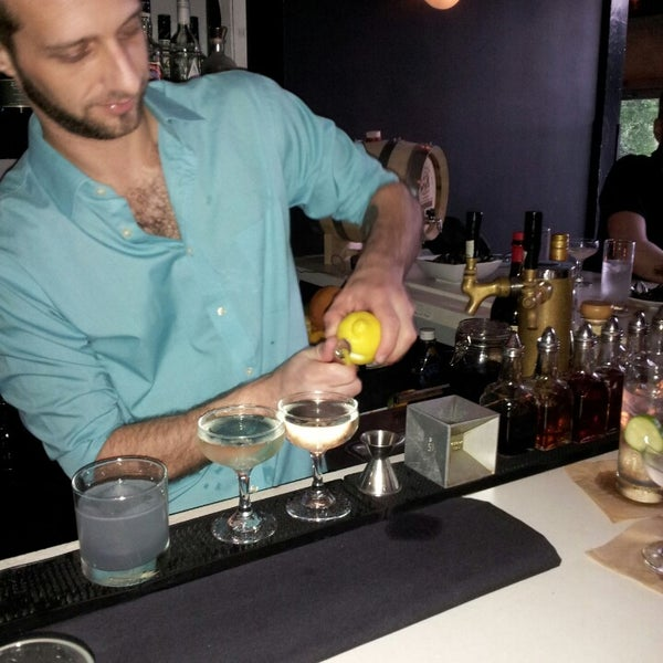 Fabulous libations by Chris !!!!!