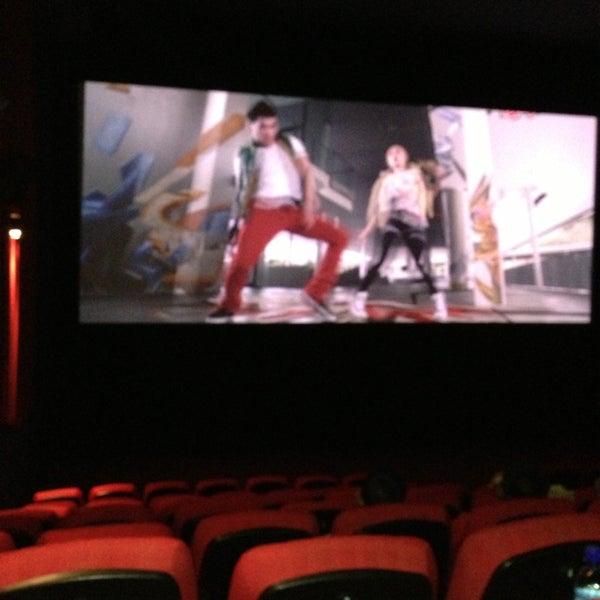 Photo taken at Big Cinemas by Qaisara R. on 1/24/2013