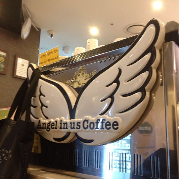 Angel In Us Coffee Philippines