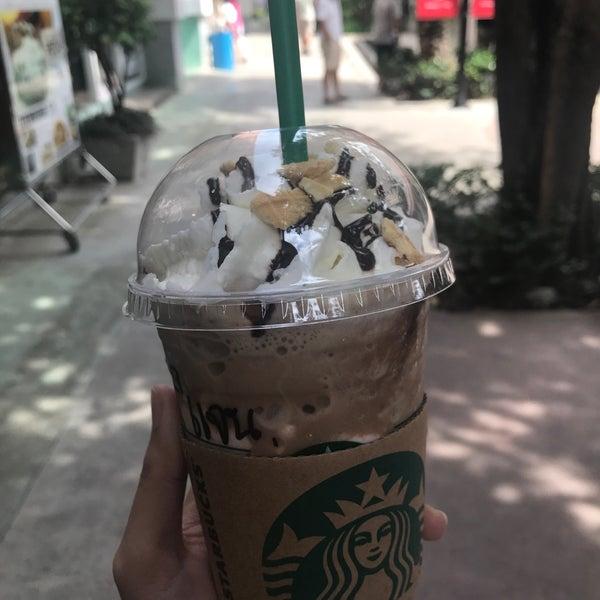 Photo taken at Starbucks by Nnr J. on 7/9/2017