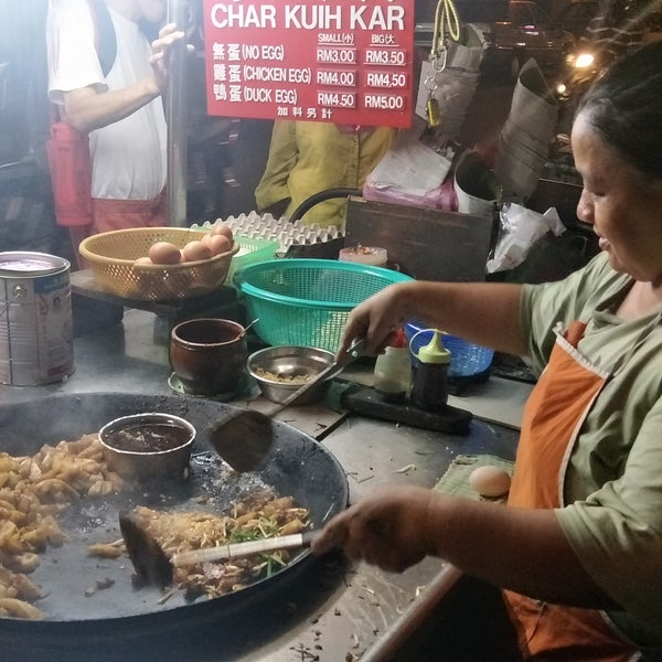 Photo taken at Chulia St. Night Hawker Stalls by Keng howe L. on 1/2/2018
