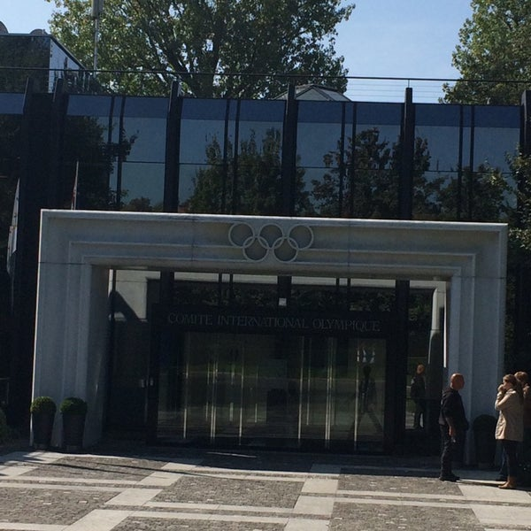 Photo taken at International Olympic Committee by Michael H. on 9/23/2014