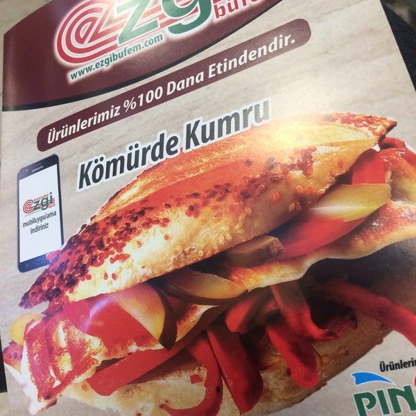 Sandwich çeşitleri ve ızgaralar temiz leziz 😋 gece karnınız acıktığında ideal bir yer👌