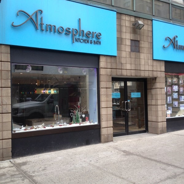 Atmosphere Kitchen and Bath - Upper West Side - 0 tips