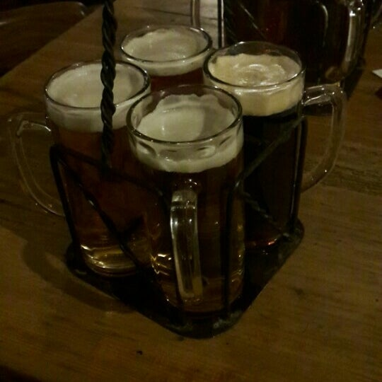 Photo taken at Czech Beer Museum Prague by Gamze G. on 12/9/2015