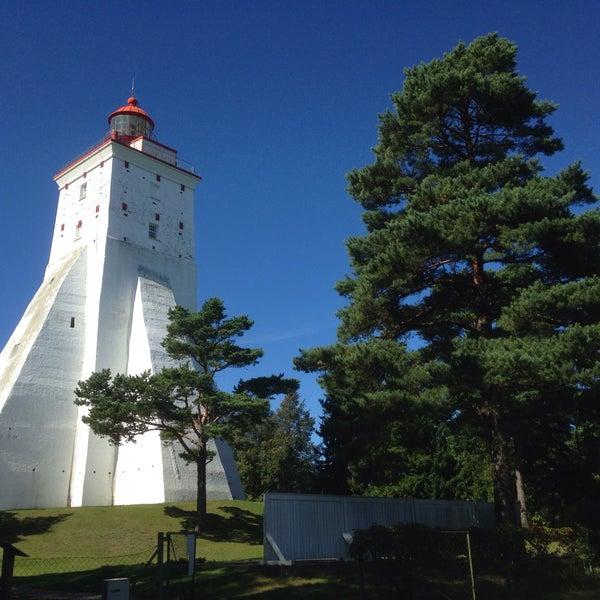 Photo taken at Kõpu tuletorn    Kõpu Lighthouse by Mihail S. on 8/20/2016