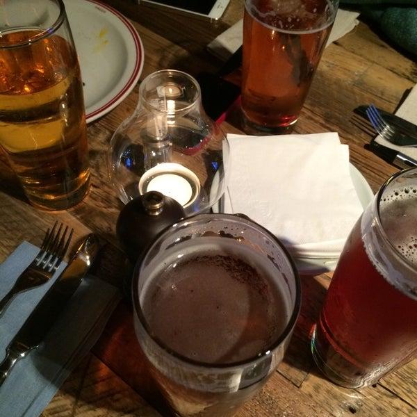 Photo taken at Haggis Pub & Kitchen by Anton C. on 9/6/2014
