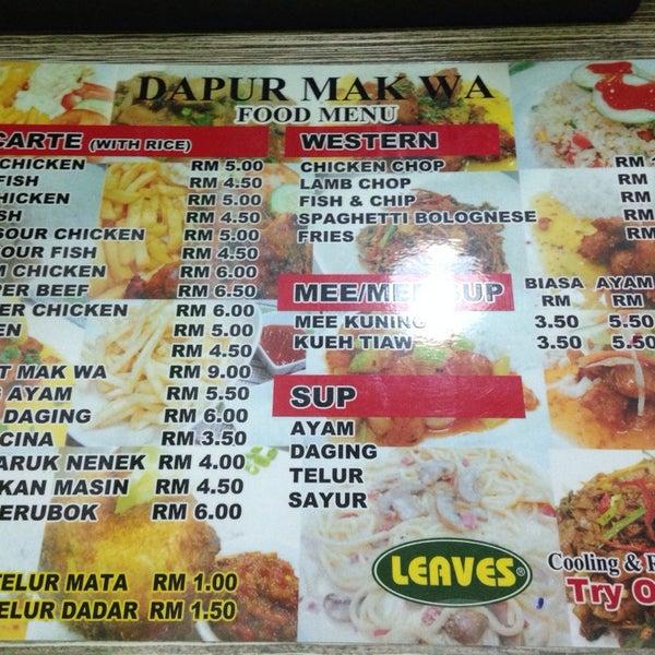 Photos At Dapur Mak Wa Restaurant