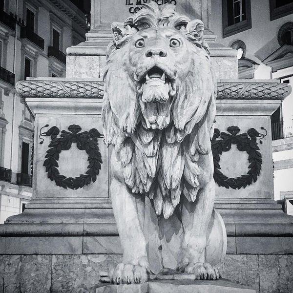 Photo taken at Piazza dei Martiri by Cristiano C. on 10/8/2016
