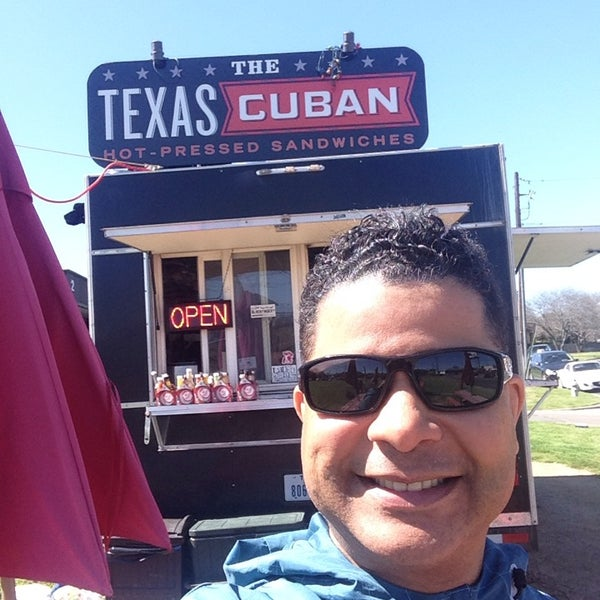 Photo taken at The Texas Cuban by Francis P. on 3/12/2014