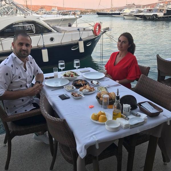 8/19/2017 tarihinde Serdar D.ziyaretçi tarafından Balıkçı Niyazi'de çekilen fotoğraf
