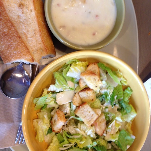 Photo taken at Panera Bread by Marybeth C. on 5/20/2013