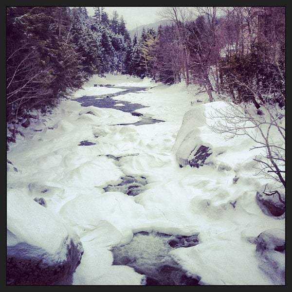 Photo taken at Whiteface Mountain by Gabs S. on 2/24/2013